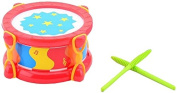 Baby Roll Drum Toy Musical Instruments For Boys Girls Toddler Toys Gift For Xmas