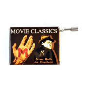 """Fritz Lang's """"M"""" / Grieg """"In the Hall of the Mountain King"""" - Movie Classic Music Box"""