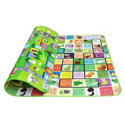 Cido Baby Crawl Camping Picnic Play Game Rug Mat Letter Alphabet Floor 180x200CM