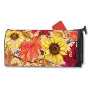 Sunflower Splendour MailWrap Mailbox Cover 00103