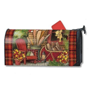 Fall Relaxation MailWrap Mailbox Cover 00105