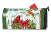Winter Splendour MailWrap Mailbox Cover 00116