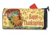 Thanksgiving Turkey Mailbox Cover #01232