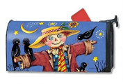 Moonlight Scarecrow MailWrap Mailbox Cover 01442