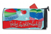 Baby It's Cold MailWrap Mailbox Cover 01422