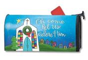 Adore Him MailWrap Mailbox Cover 01421