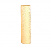 High-end Scroll Holder Seal Damp-proof Collection Drawing Tube Paper Tube 30cm, Golden