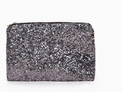 ULOOIE Fashion Dazzling Sequins Handbag Wallet Purse Glitter for Party Evening