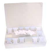 Sewing Online GA3003-L | Embroidery Thread Organiser | Large | Inc 50 Bobbins