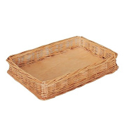 DYF Storage Tray Pastoral Willow Dried Egg Snacks Debris Classification,35*25*7cm,A