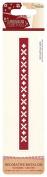 Sara Signature Collection Scandinavian Christmas Die - Nordic Cross, Silver