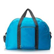 GUJJ Multifunction foldable single shoulder bags Travel Bag, Blue