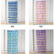 GUJJ Mobile phone pocket CLASSROOM PHONE pockets of multi-storey property bag, Blue