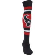 NFL Houston Texans Knit Knee Slipper, X-Large, Blue
