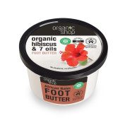 Organic Shop African Balm Foot Butter 250ml