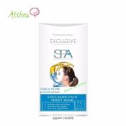 SPA Exclusive Professional Cosmetics Regenerating Gloves Hand Care Mask Treatment Collagen + Jojoba Oil