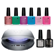 CND Shellac 'Art Vandal' Lamp Starter Kit