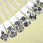 Sticker Manicure 3d nail sticker flower makeup cosmetic manicure Design