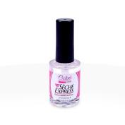 Ocibel – Express Dry Nail Polish 15 ml with Brush, False Nails Manicure and Nail Art