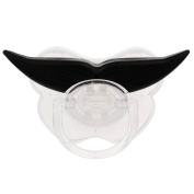 Fostly Baby Infant Pacifier Soother Dummy Funny Moustache Pacifier Novelty Teether Orthodontic Dummy Beard Nipple Baby Supplies