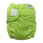 Bambinex One Size Easy On Easy Off Bamboo Nappy Wrap