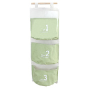 Cdet Storage Bag Cute Hanging Storage Pocket Cosmetic Bag Travel Pouch Green