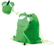 disok Folding Animal Backpack green