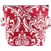 Yarn Pop TT03 Knitting Bag, Multi-Colour, 15 x 30cm x 10cm
