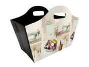 Foldable Tidy Bag - Sewing Kit Design
