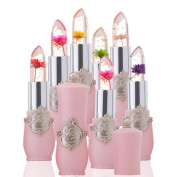 Lipsticks,VNEIRW Beauty Bright Flower Crystal Jelly Lipstick Magic Temperature Change Colour Lip