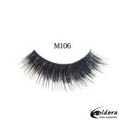 Eldora False Eyelashes M106 Multi-Layered