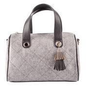 LALU' Women's Kloe Bowling Bag grey grey