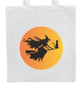 WITCH Shopping/Tote/Bag For Life/Shoulder Bag By Mayzie Designs®