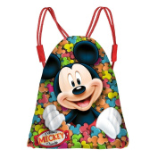 DISNEY Mickey Deliciuos Candy - Bag Closed with Cords - For Children - Colour Multicolor