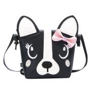 Hunpta Children Grils Bow Cute Animal Print Handbag Shoulder Bag Mini Messenger Bag
