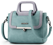DRWJ women fashion handbag PU women leisure handbag mobile shoulder diagonal package