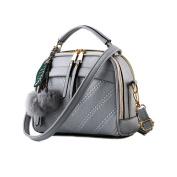 Cornasee Ladies Girls' PU Leather Handbags Small Shoulder Bag Clutches Purses Bags