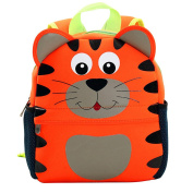 TianranRT Unisex Child Backpack Toddler Kid School Bags Kindergaten Cartoon Shoulder Bookbags