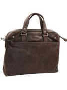 Arthur & Aston Men's Shoulder Bag brown aged