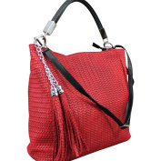 My-Musthave Men's Shoulder Bag Red red mittel