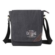 Super Modern Mens Canvas Shoulder Bag Messenger Bag Satchel Bag Bookbag Working Bag Crossbody Bag Ipad Bag Daily Bag