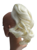 SWEET SHORT CURLY PONY TAIL HAIR EXTENSION,