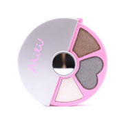 Eyeshadow Palette,VNEIRW 3 Colours+Matte+Shimmer Makeup Automatic Rotation Eye Shadow Pallette