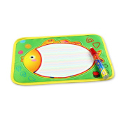 Superxing® Baby Kids Doodle Mat Magic Pen Educational for 1-6 Years Old 29cm x 19cm