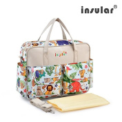 Multifunction Messenger Portable Fashion Mummy Bag