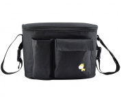 Pram Buggy Organiser Baby Pram Stroller Hanging Bag Multi Functions Organiser Storage Bag