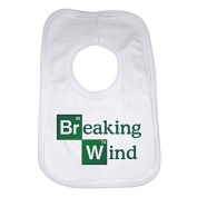 By Funny Baby Bib 2PERSONAL Breaking Wind