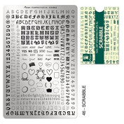 Moyra France Official Shop – Moyra Stamping Plate scrablbe 46