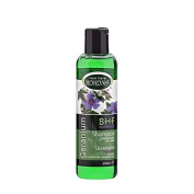 BHF Shampoo with Extract of Geranium for Oily Hair 200 ml No Parabens