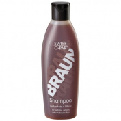 Swiss O Par Shampoo Brown Shampoo – 250 ml
